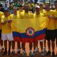 COLOMBIA Y URUGUAY, POR UN CUPO AL REPECHAJE DEL GRUPO MUNDIAL DE COPA DAVIS