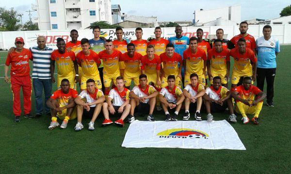Selección Bogotá 1 partido