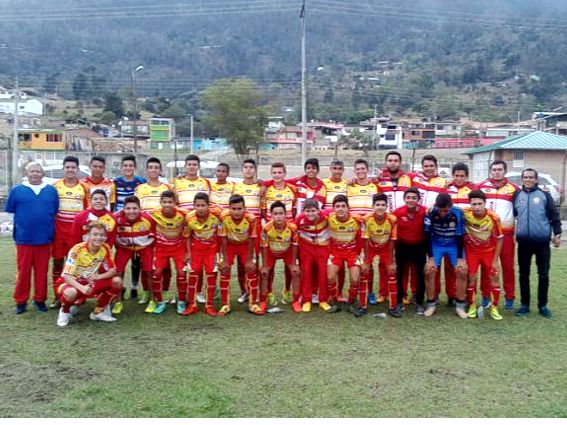 Selección Bogotá Infantil