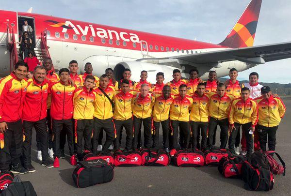 Selección Bogotá Juvenil