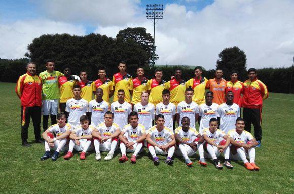 Selección Bogotá Juvenil Semifinal fecha 3