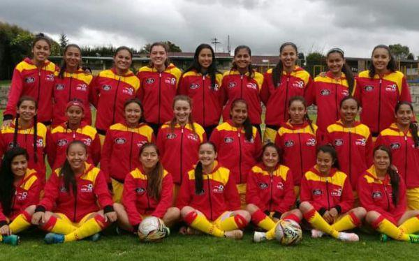 Selección Bogotá Juvenil femenina