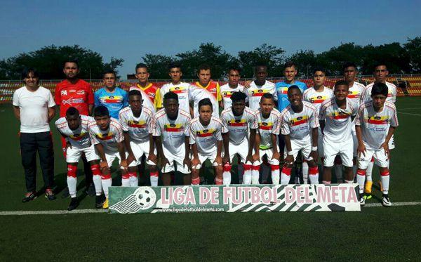 Selección Bogotá PreJuvenil Villavicencio