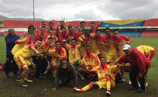 Selección Bogotá clasificada