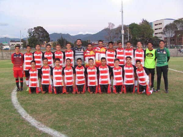 Selección Bogotá en Nales