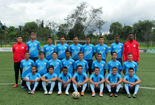 Selección Bogota Juvenil Yopal