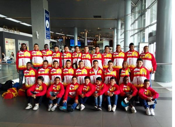 Selección Bogota Prejuvenil