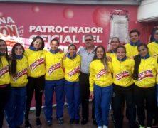 SELECCIÓN COLOMBIA FEMENINA DE HOCKEY PATÍN VIAJÓ A CHILE