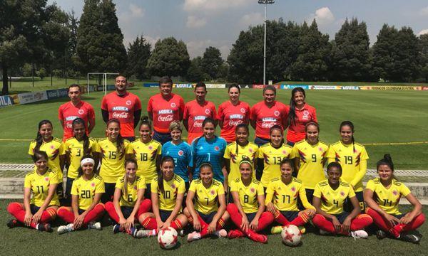 Selección Colombia Femenina de Mayores