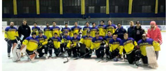Selección Colombia Ice Hockey
