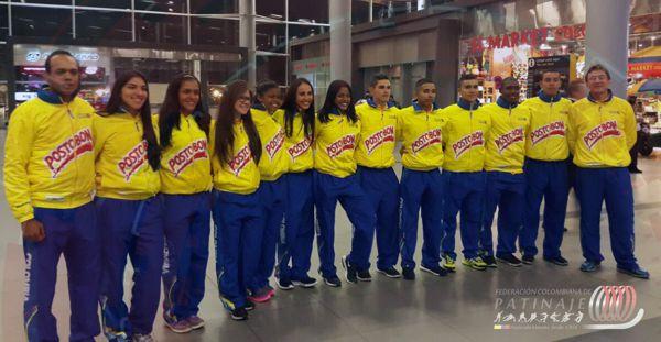 Selección Colombia Manzana Postobon 2016 Juvenil 2