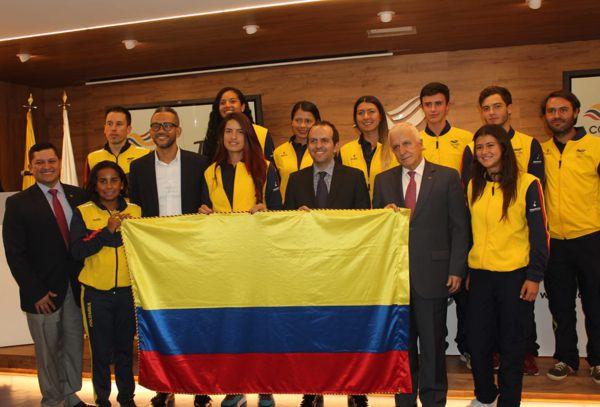 Selección Colombia Voleibol playa