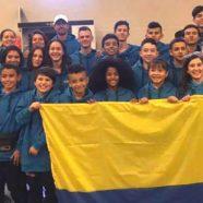 CON 24 SQUSHISTAS, COLOMBIA PARTICIPARÁ EN CAMPEONATO JUVENIL