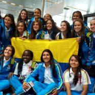 LA SELECCIÓN COLOMBIA DE FÚTBOL FEMENINO SUB 20 EN EL SURAMERICANO DE BRASIL