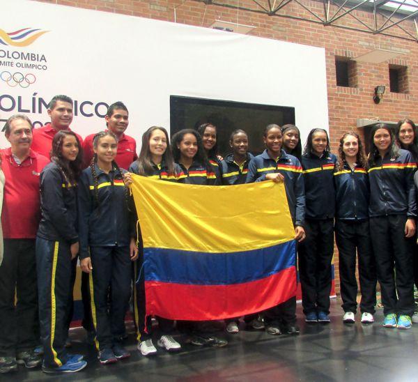 Selección Femenina Voleibol