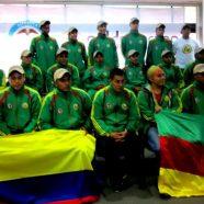 LA SELECCIÓN COLOMBIA INDÍGENA DE FÚTBOL VIAJÓ A CHILE
