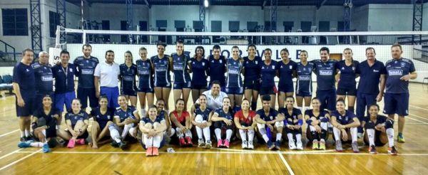 Selección Voleibol preparatoria premundial