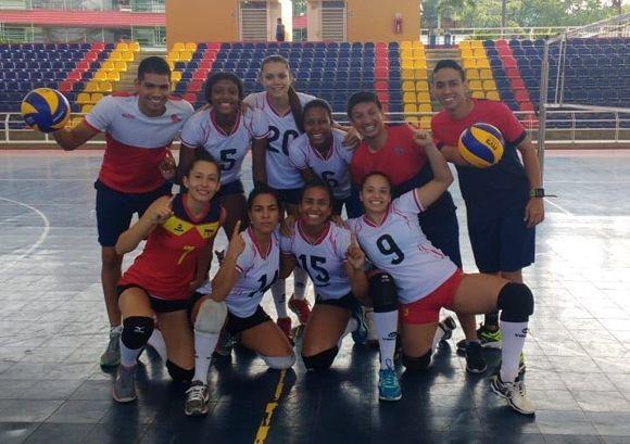 Selección Voleibol sigue por camino triunfo