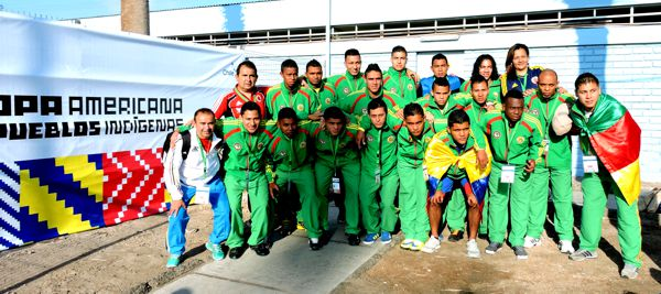 Seleccion Col Indigena Chile