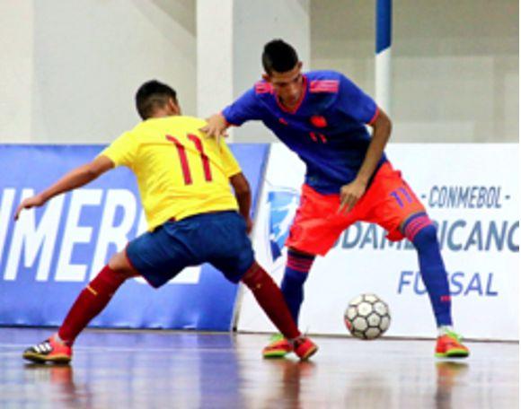 Seleccion Colombia Sub 18 Futsal