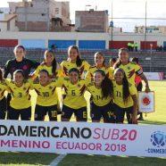 SELECCIÓN COLOMBIA LOGRÓ 2DA VICTORIA EN SUDAMERICANO SUB-20