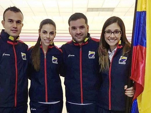 Seleccion Colombia de Bowling