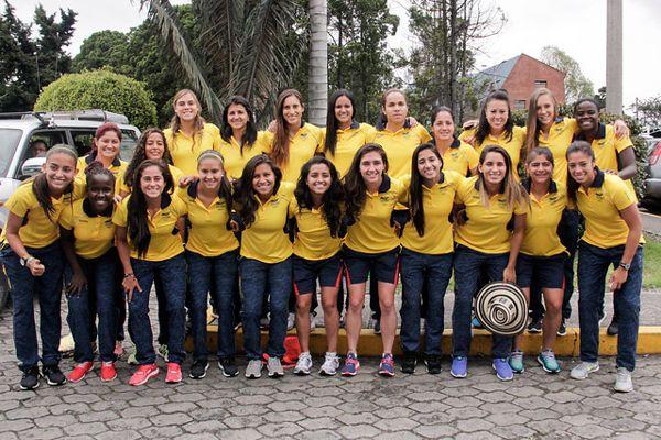Seleccion Femenina de fútbol a Rio