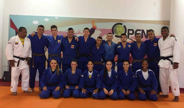 Seleccion Judo Lima