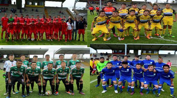Semifinales 2017