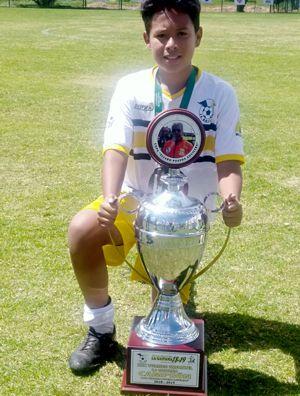 Sergio Fraile campeón