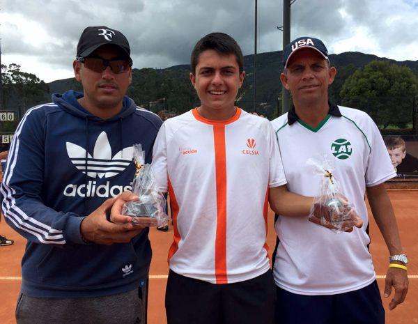 Sergio Hernandez Campeón Bogotá