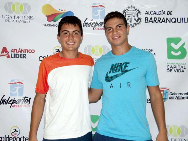 Sergio Hernandez y Alejandro Hoyos