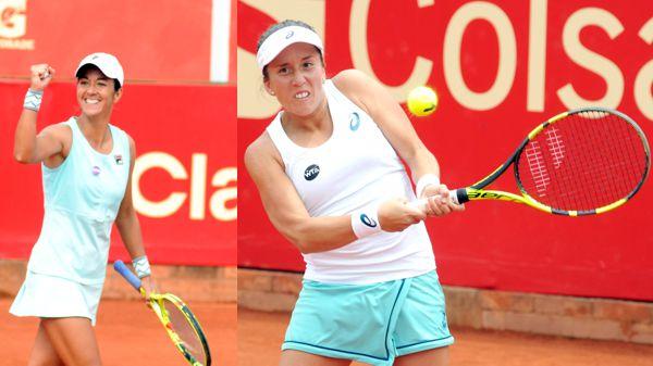 IRINA FALCONI Y SILVIA SOLER DISPUTARÁN LA FINAL DEL CLARO COLSANITAS WTA