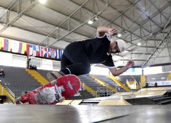 Skateboarding sistema de clasificación