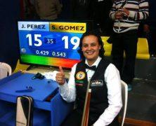 COLOMBIA, POR PRIMERA VEZ EN UN MUNDIAL DE BILLAR PARA DAMAS