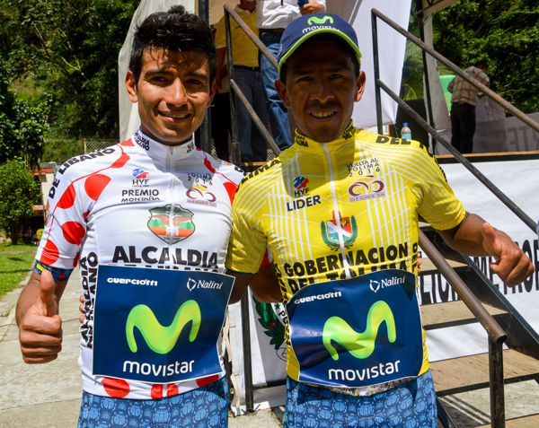 Soliz lider Vuelta al Tolima