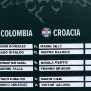 SORTEO OFICIAL DE LA SERIE COLOMBIA VS CROACIA