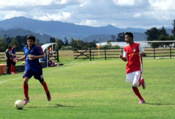 Sta Fe vs River Soccer 2