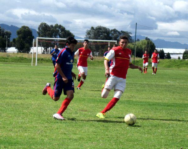 Sta Fe vs River Soccer