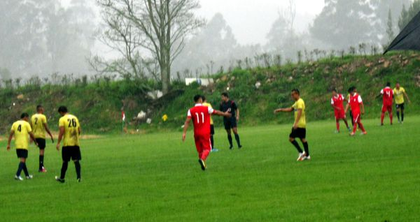 Sta fe vs Colombia Sport