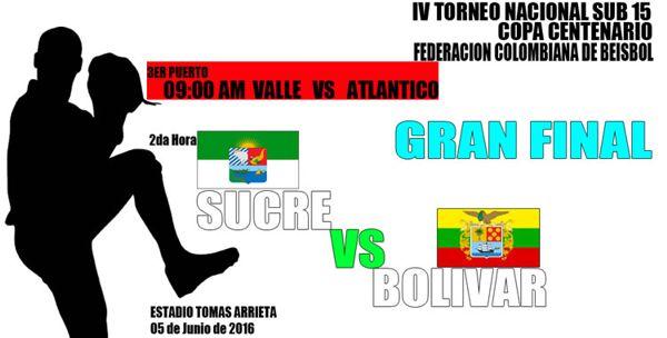 Sucre vs Bolívar