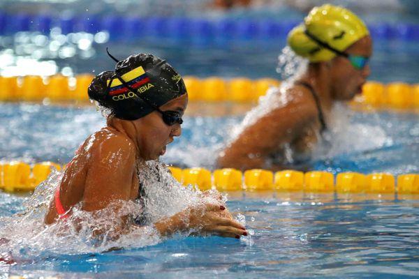 Suramericanos Escolares - Natación