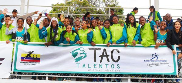 TAC atletismo