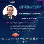 TAF COLOMBIA ENTREGARÁ LAS BASES Y RECOMENDACIONES A TENER EN CUENTA PARA UN PATROCINIO
