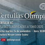 LA TERTULIA OLÍMPICA 90 LLEGA CON LOS ATLETAS COLOMBIANOS CLASIFICADOS A TOKIO