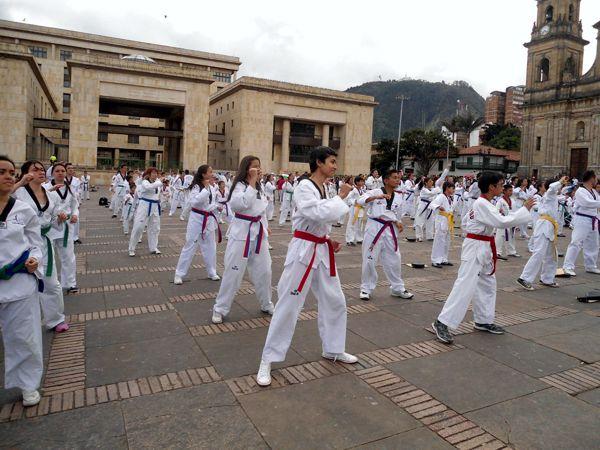 Taekwondo Copa Ciudad de Bogotá