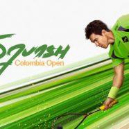 EN EL COC, LANZAMIENTO DEL TORNEO TAEQ SQUASH COLOMBIA PSA OPEN