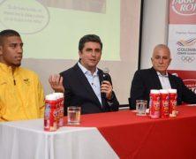 TARRITO ROJO, DE JGB, PATROCINARÁ AL EQUIPO OLÍMPICO COLOMBIANO