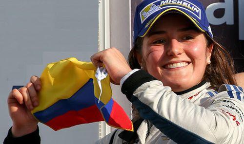 Tatiana Calderdon Piloto del año