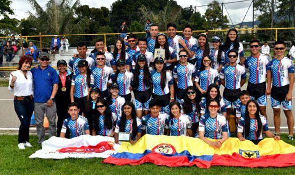 Tequendama de Bogotá Campeón
